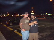 My brother and my Husband