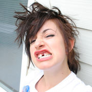 gap toothed bitch