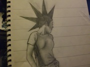 Mohawk Drawing