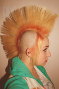 mohican child