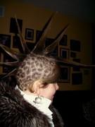 arie profile leopard head lib spikes