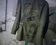 punk 101 jacket back