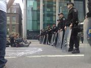 G20 Toronto protest.