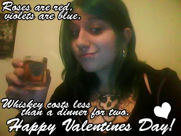 Happy Fuckin' Valentines Day