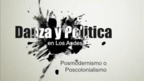 Danza y política en los andes y la Chola medea