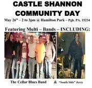 31 SPORTS BAR & GRILLE w/THE CELLAR BLUES BAND