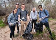Clean & Green River Cleanup!