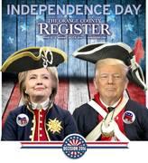 Orange County Register Independence Day