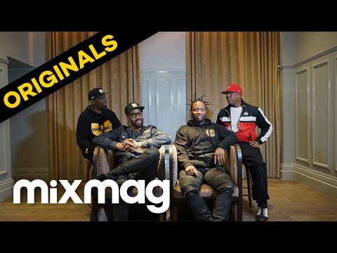 Wu-Tang to Martin Shkreli: Give our album back | What do Wu-Tang Clan F**k With? | Mixmag Originals