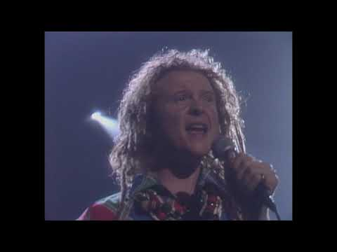 Simply Red - Ev'ry Time We Say Goodbye (Live in Manchester, 1990)