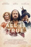 All Is True Movie (William Shakespeare)