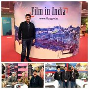The Work of Sandeep Marwah Appreciated by Film Makers At Cannes