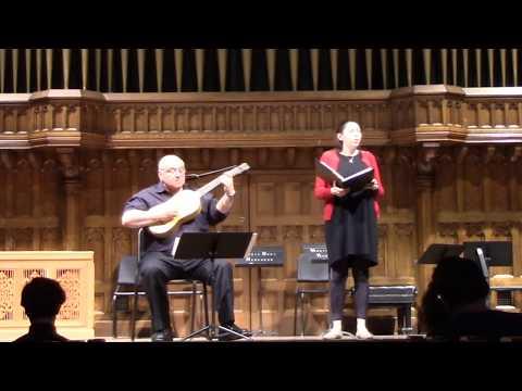Si D'Amor Pena Sentis (anon), Spanish Renaissance Vihuela Song