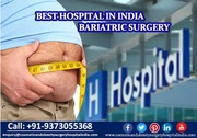 Effective Bariatric Surgical Procedures with the best hospitals of India