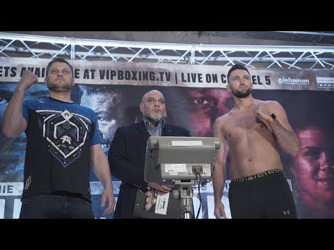 Fury vs Norrad Live Streaming