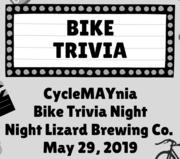 Bike Trivia Night at Night Lizard Brewing