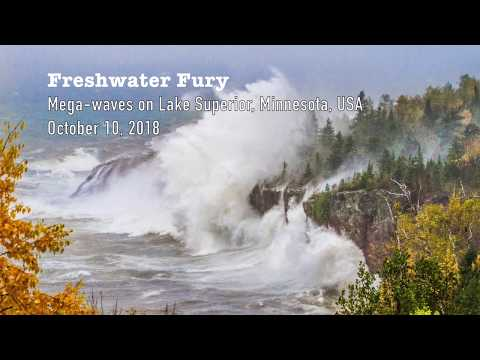 Inland Sea, Lake Superior October 10 2018