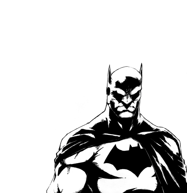 Batman (inked)