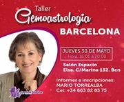 Taller de Gemo Astrologia Barcelona 2019