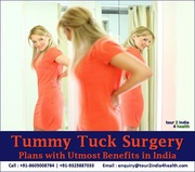 Tummy Tuck Surgery Plans with Utmost Benefits in India