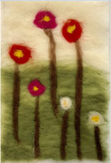 Painting With Wool - Felting Workshop