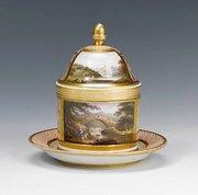 Worcester Porcelains, 1750-1850