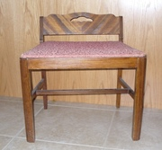 CHAIR BENCH WOOD
