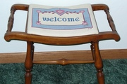 Welcome Bench Chair