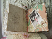 Marie Antoinette Album Mixed Media