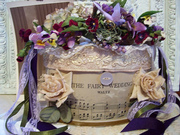 Fairytale Bridal Crown Wreath