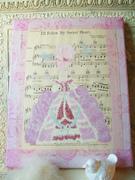 . SOLD!Marie Antoinette 'Cupcake n Bluebirds'