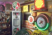 gas station related products