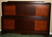 2008 05 Full size headboard and footboard