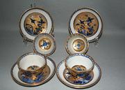 Set of Meissen Tea Bowls ca. 1720