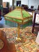 Art and Craft era lamp