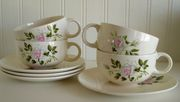 Vintage Queen Rose China 1930`s