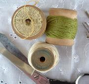 Vintage Crochet Thread 1920`s - 1930`s