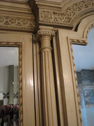 Louis XVI painted Armoire