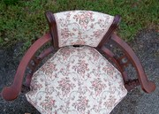 Mom's Antique Chair