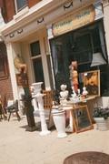 Vintage Villa Antiques Shoppe,4167 Lancaster Ave, Phila. PA. 19104.