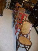 collection of Rocking Chairs