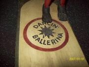 DANCIN BALLERINA 004