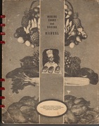 1940s War Era Marines Cook Manual