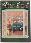 1940s Sewing Manual for Home Decorating