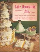 Vintage Wilton Cake Decorating Book