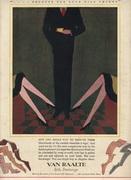 1920s Silk Stockings Ad