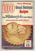 1950s Pillsbury Recipe Booklet
