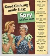 1940s Spry Recipe Booklet