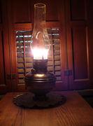 Miller Lamp lighted