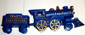 Cast Iron Train